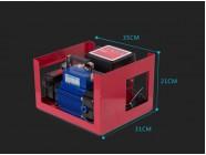 Насос перекачки нефтепродуктов (диз. топливо, масло, бензин, керосин) 220V Мини АЗС
